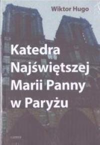 Katedra Najświętszej Marii Panny - okładka książki