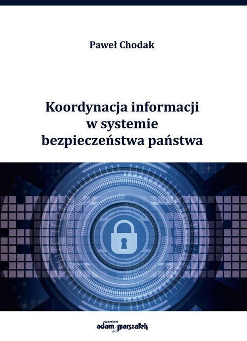 Koordynacja informacji w systemie - okładka książki