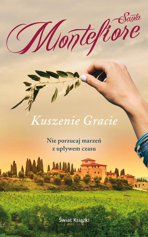 Kuszenie Gracie - okładka książki
