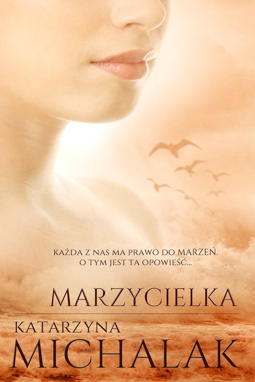 Marzycielka - okładka książki