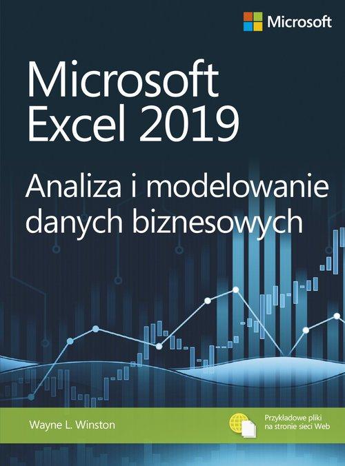 Microsoft Excel 2019. Analiza i - okładka książki