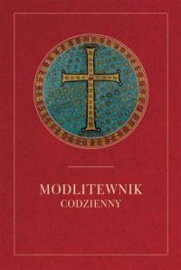 Modlitewnik codzienny (czerwony) - okładka książki
