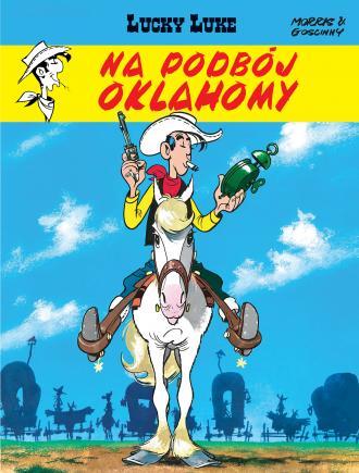Na podbój Oklahomy. Tom14 - okładka książki
