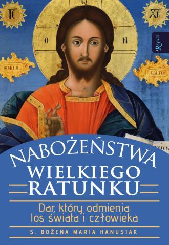 Nabożeństwa wielkiego ratunku. - okładka książki