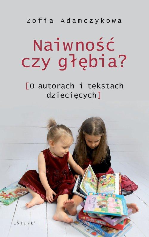 Naiwność czy głębia? - okładka książki