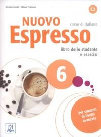 Nuovo Espresso 6 libro dello studente - okładka podręcznika