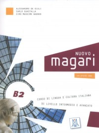 Nuovo Magari B2 Corso di lingua - okładka podręcznika