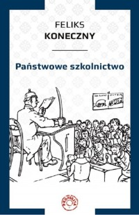 Państwowe szkolnictwo - okładka książki
