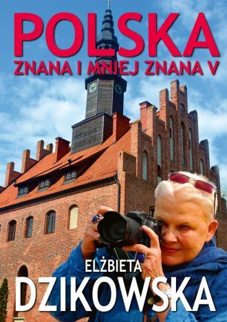 Polska znana i mniej znana V - okładka książki