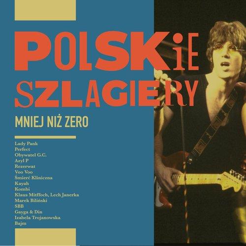 Polskie szlagiery. Mniej niż zero - okładka płyty