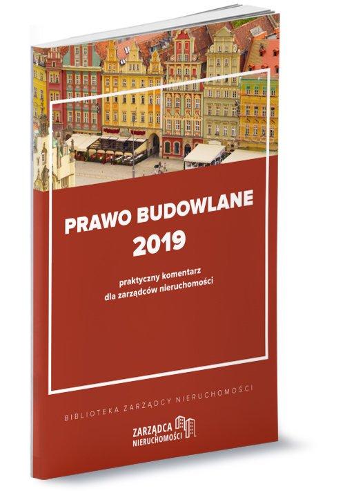 Prawo budowlane 2019. Praktyczny - okładka książki