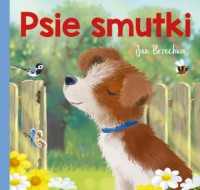 Psie smutki - okładka książki