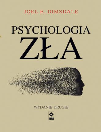 Psychologia zła - okładka książki