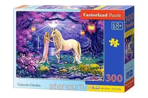 Puzzle 300. Unicorn Garden - zdjęcie zabawki, gry