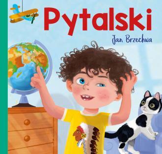 Pytalski - okładka książki
