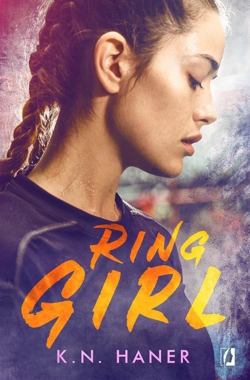 Ring Girl - okładka książki