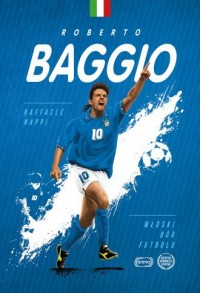 Roberto Baggio - okładka książki