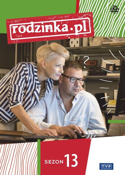 Rodzinka.pl. Sezon 13 - okładka filmu