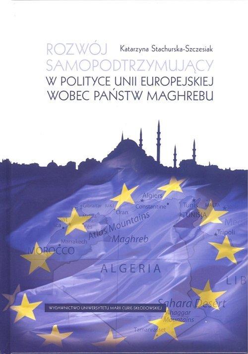 Rozwój samopodtrzymujący w polityce - okładka książki