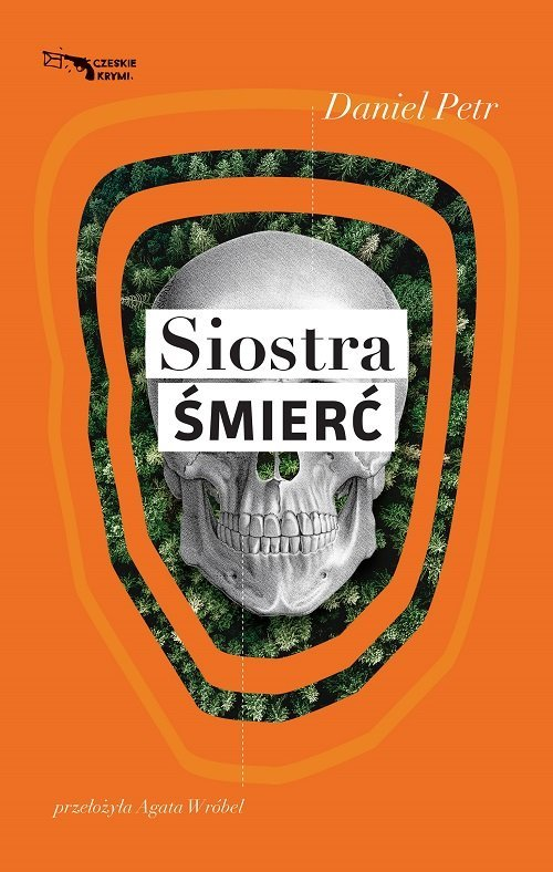 Siostra śmierć - okładka książki