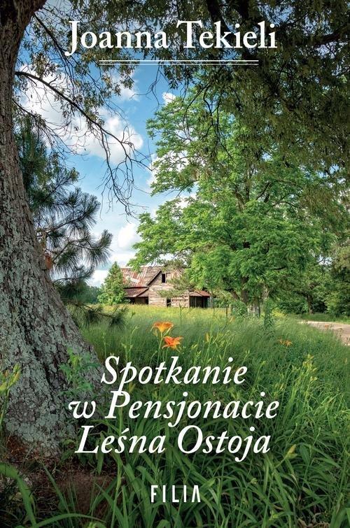 Spotkanie w Pensjonacie Leśna Ostoja - okładka książki