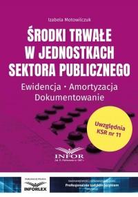 Środki trwałe w jednostkach sektora - okładka książki