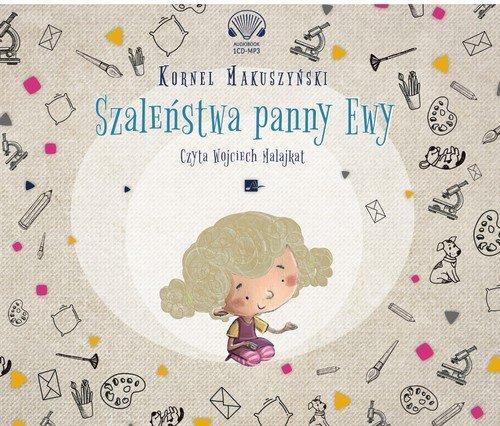 Szaleństwa panny Ewy - pudełko audiobooku
