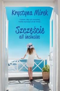 Szczęście all inclusive - okładka książki