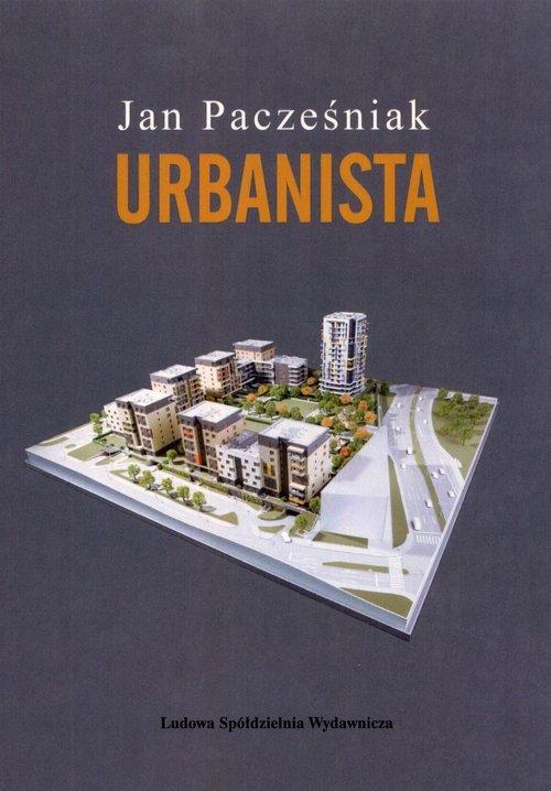 Urbanista - okładka książki
