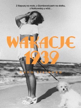 Wakacje 1939 - okładka książki
