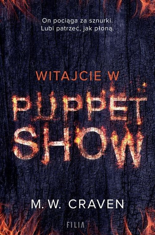 Witajcie w Puppet Show - okładka książki