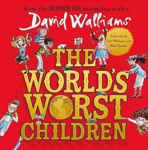 Worlds Worst Children - okładka płyty