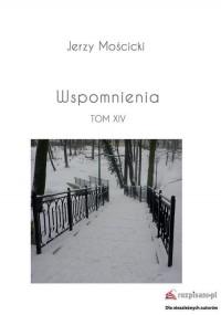 Wspomnienia. Tom XIV - okładka książki
