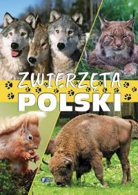 Zwierzęta Polski - okładka książki