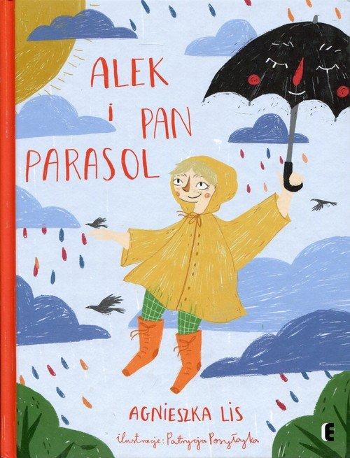 Alek i Pan Parasol - okładka książki