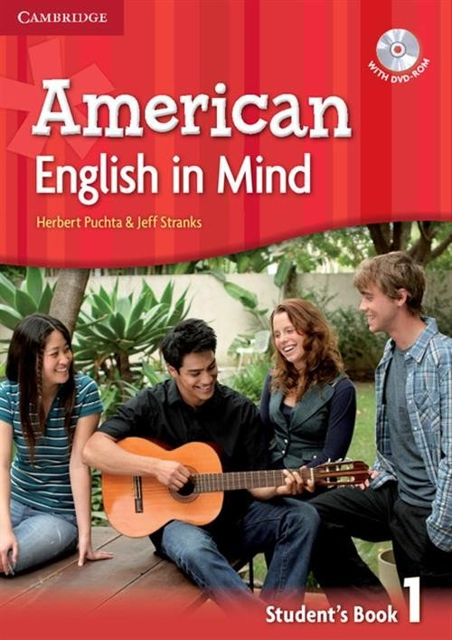American English in Mind 1 Students - okładka podręcznika