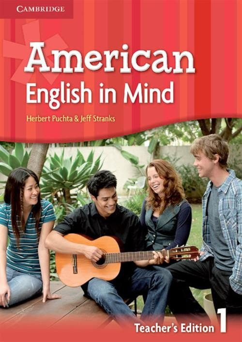 American English in Mind 1 Teachers - okładka podręcznika