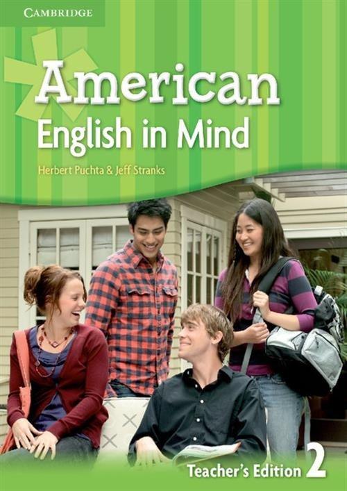American English in Mind 2 Teachers - okładka podręcznika