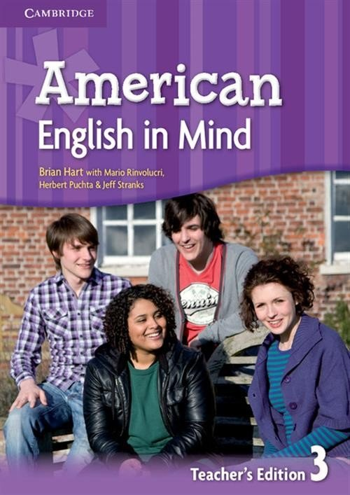 American English in Mind 3 Teachers - okładka podręcznika