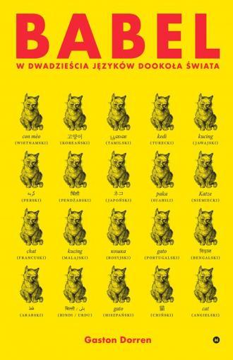 Babel. W dwadzieścia języków dookoła - okładka książki