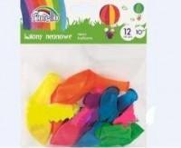 Balony Neon 10 mix 12 sztuk - zdjęcie zabawki, gry