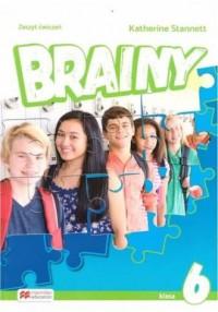 Brainy 6 WB - okładka podręcznika