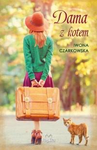 Dama z kotem - okładka książki