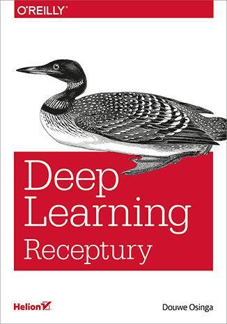 Deep Learning Receptury - okładka książki