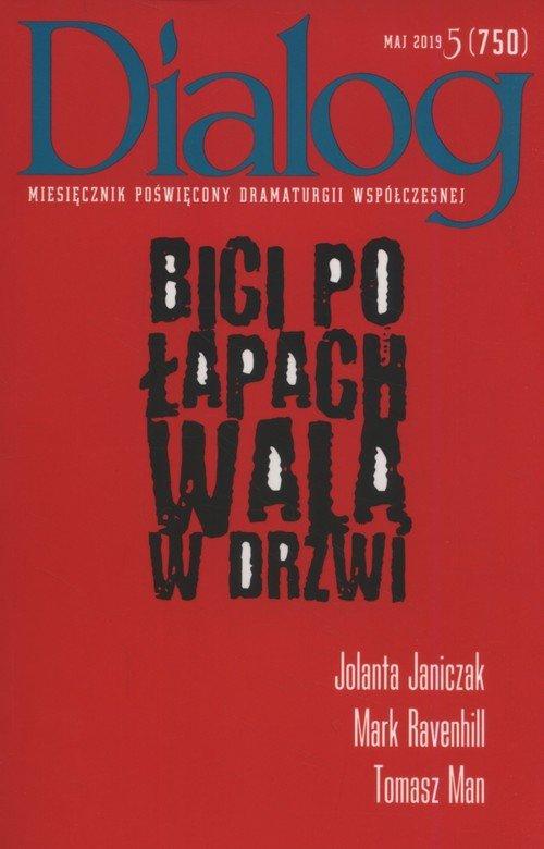 Dialog 2019/05 - okładka książki