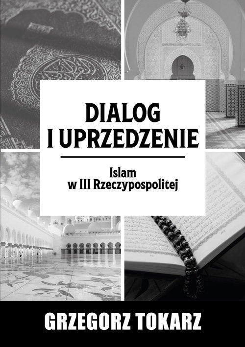 Dialog i uprzedzenie - okładka książki