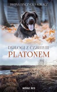 Dialogi z czarnym Platonem - okładka książki