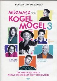 Miszmasz czyli kogel mogel 3 (DVD) - okładka filmu