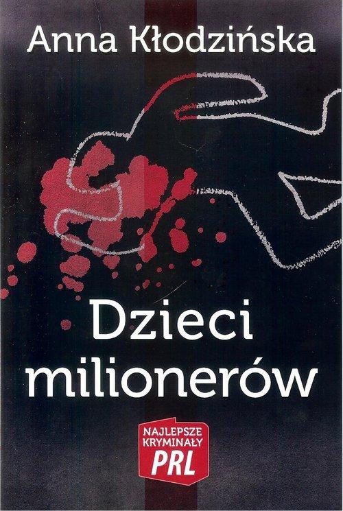 Dzieci milionerów - okładka książki