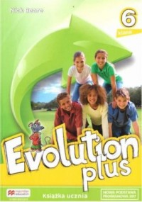 Evolution Plus 6 SB - okładka podręcznika